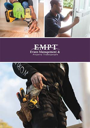 Evans Management Property Tradespeople